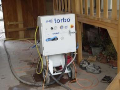 TORBO Reinigungssystem