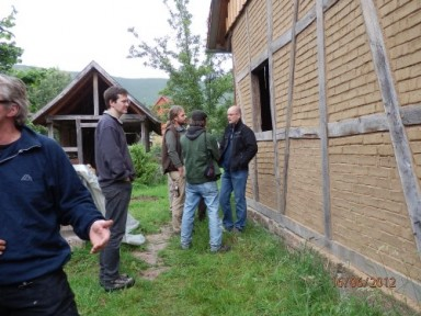Seminar: Bauen und Sanieren mit Lehm